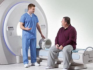 МРТ малого таза у мужчин