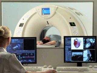 Мультисрезовая компьютерная томография-ангиография