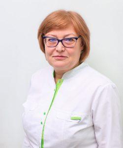 Алфьорова Ольга Іванівна Лікар-рентгенолог