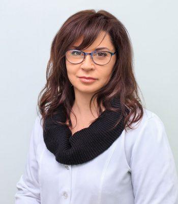 Демиденко Олена Вікторівна Лікар з ультразвукової діагностики