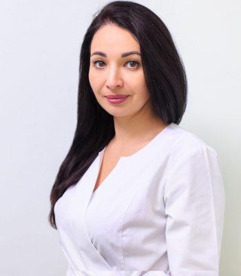 Гадірова (Хижняк) Нурі Мірза-кизи Лікар-рентгенолог