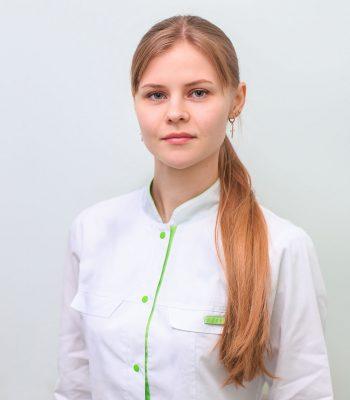 Савченко Дар'я Володимирівна Рентгенлаборант